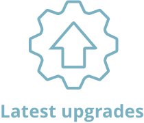 Icon for upgrades