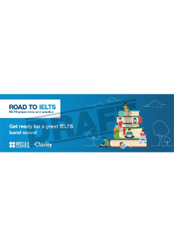 Road to IELTS bookmark