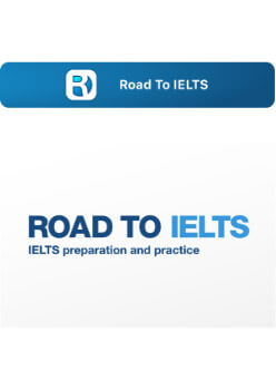 Web image for Road to IELTS