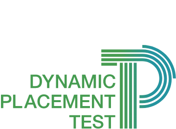 Dynamic Placement Test logo