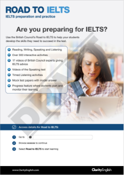 Are you preparing for IELTS?